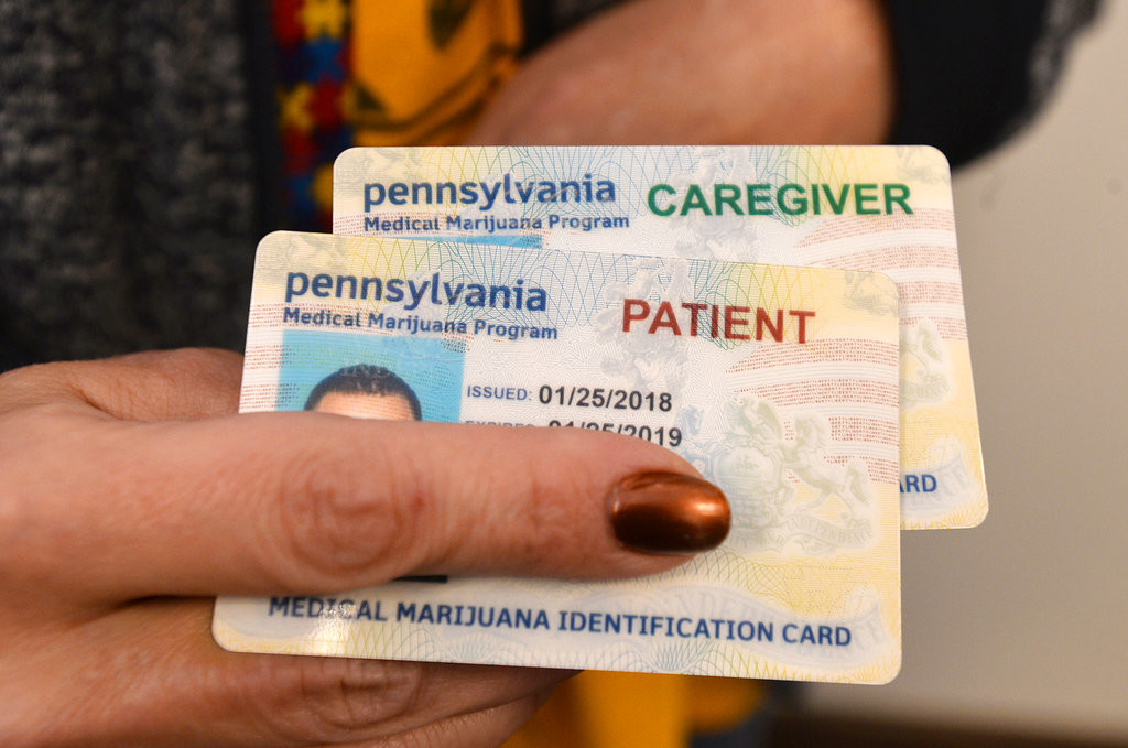 More than 10,000 people in the state of Pennsylvania have signed up for medical marijuana.